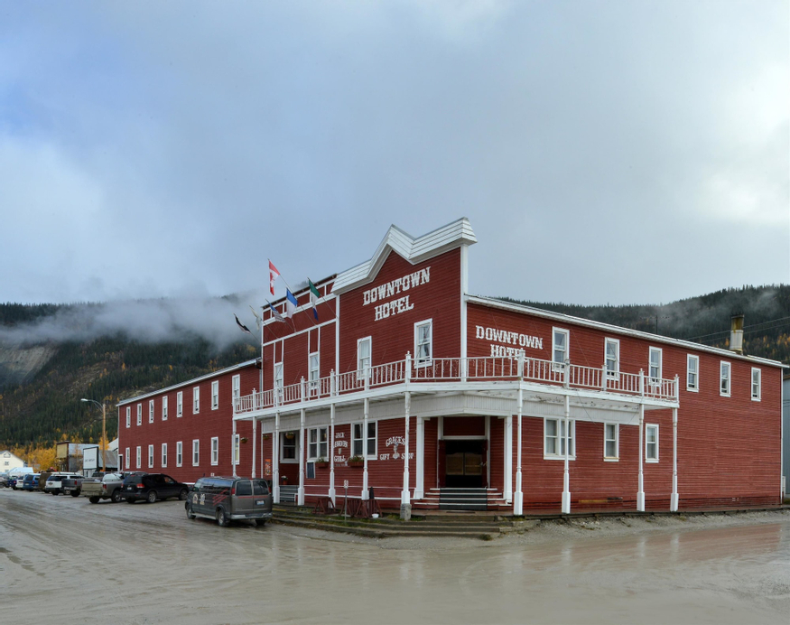 Canadas Best Value Inn Downtown Hotel Dawson City, Yukon