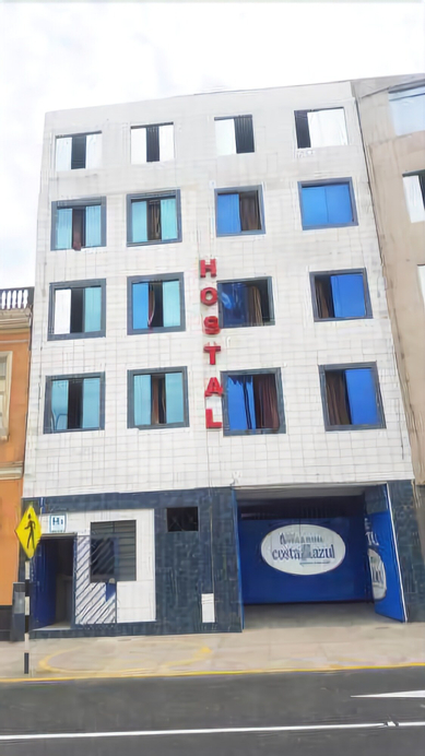 Hostal Costa Azul, Lima