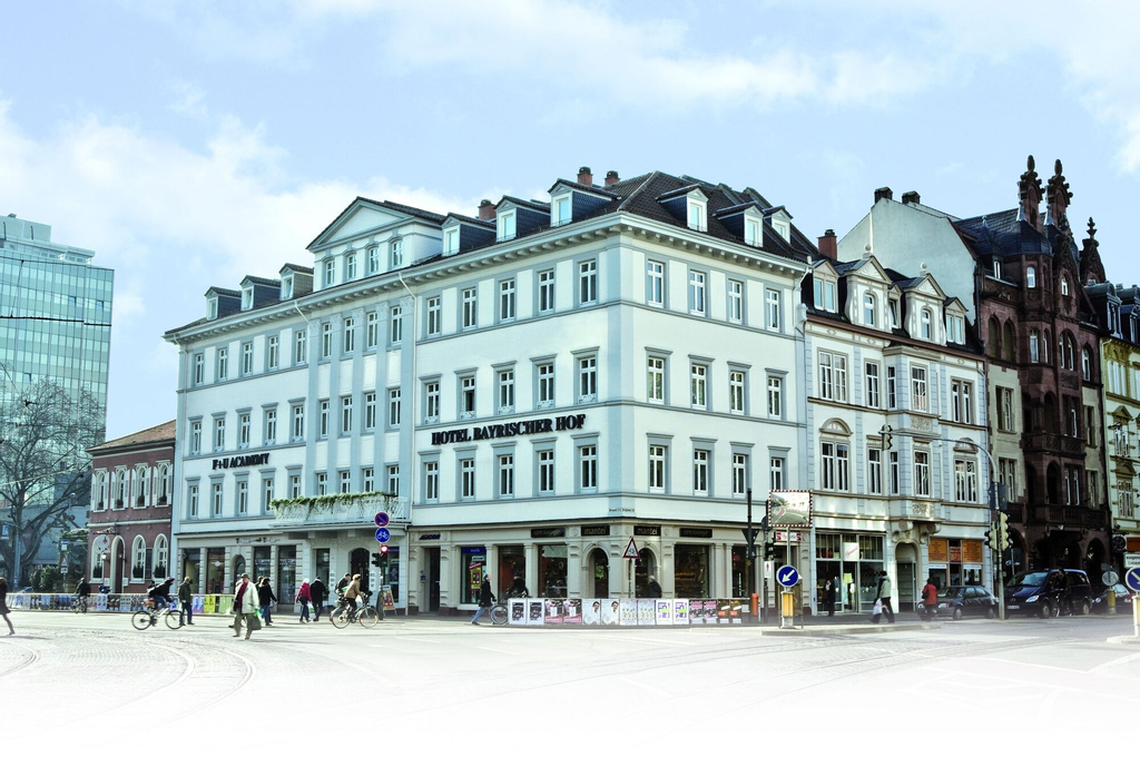 Hotel Bayrischer Hof, Heidelberg
