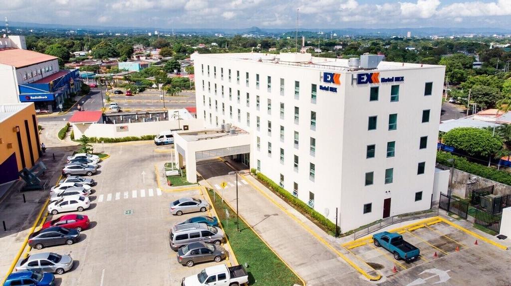 Hotel Hex, Managua