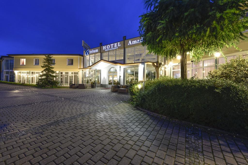 Atrium Hotel Amadeus, Burgenlandkreis