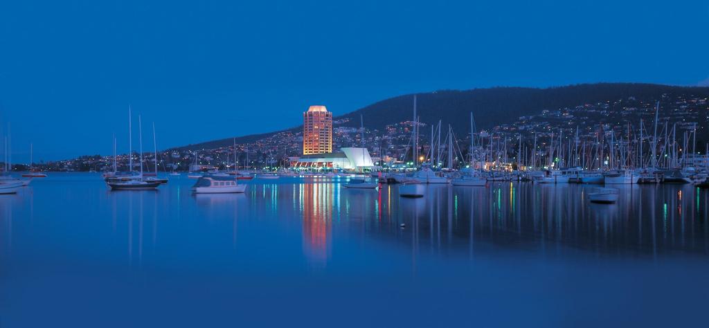 Wrest Point, Hobart