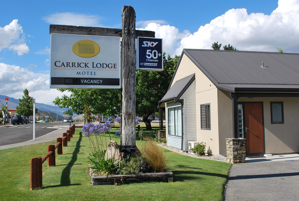 Carrick Lodge Motel, Central Otago