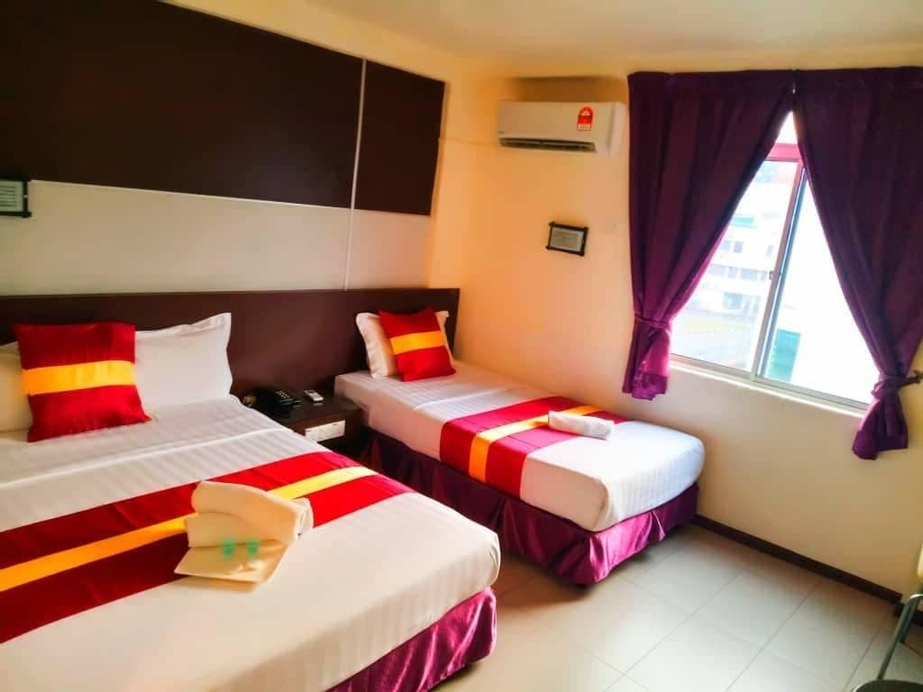 City Inn, Kuching