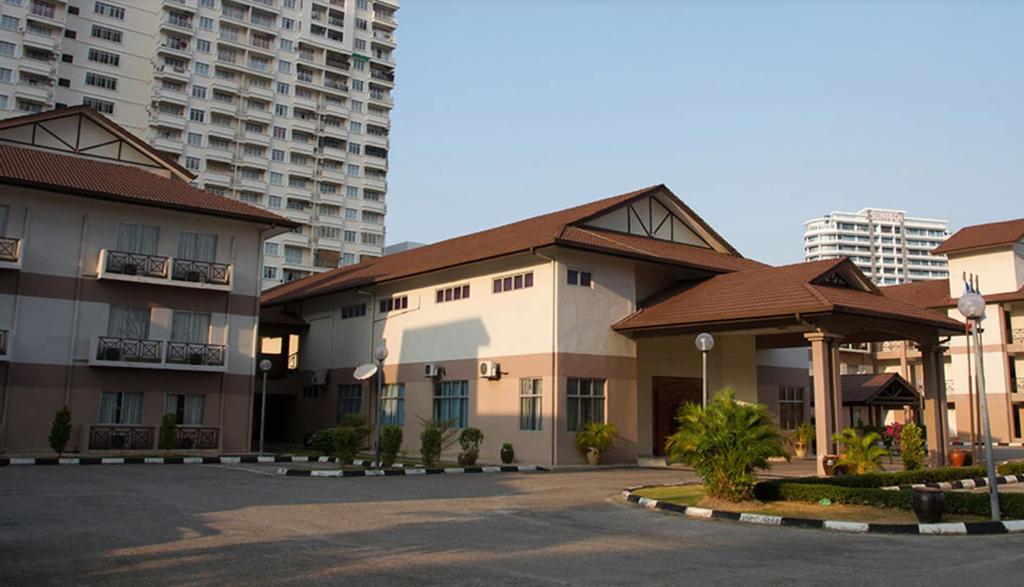 Hotel Seri Malaysia Pulau Pinang, Barat Daya