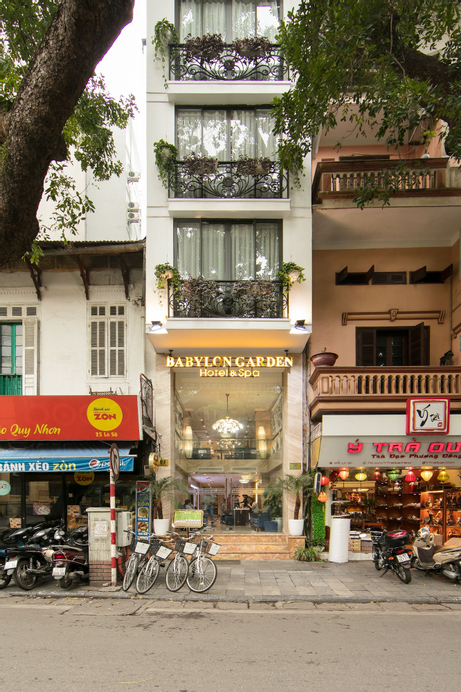 Hanoi Babylon Garden Hotel & Spa, Hoàn Kiếm