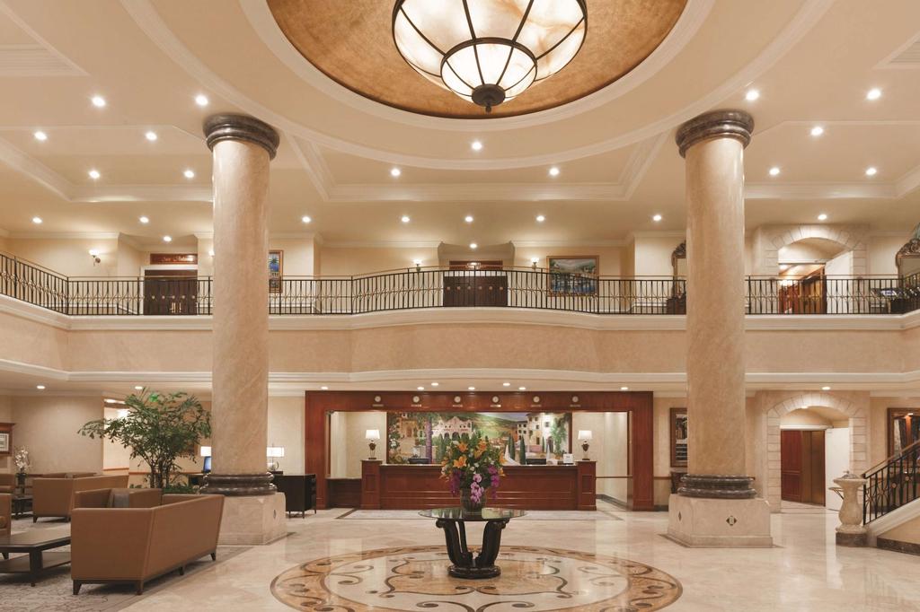 Hilton Los Angeles/San Gabriel, Los Angeles