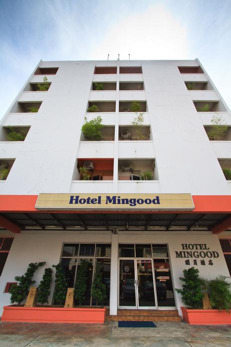 Hotel Mingood @ Argyll Road, Pulau Penang
