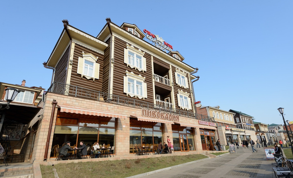 Kupechesky Dvor, Irkutskiy rayon