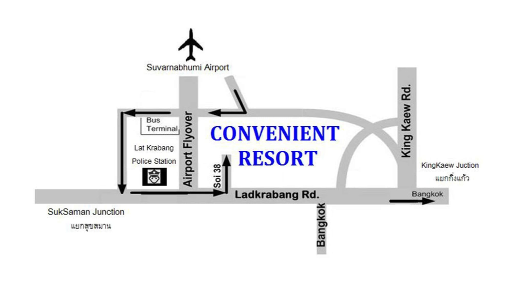 Convenient Resort, Lat Krabang