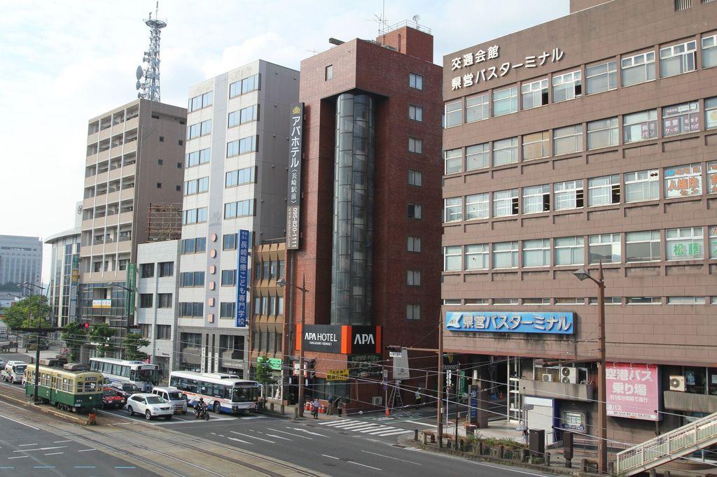 APA Hotel Nagasaki-Ekimae, Nagasaki