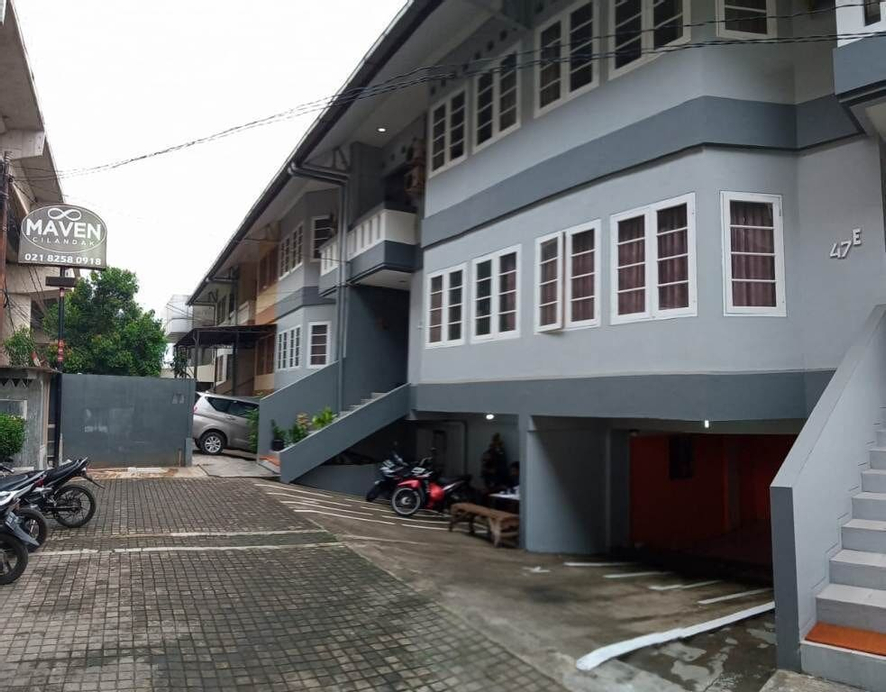 Maven Cilandak, South Jakarta