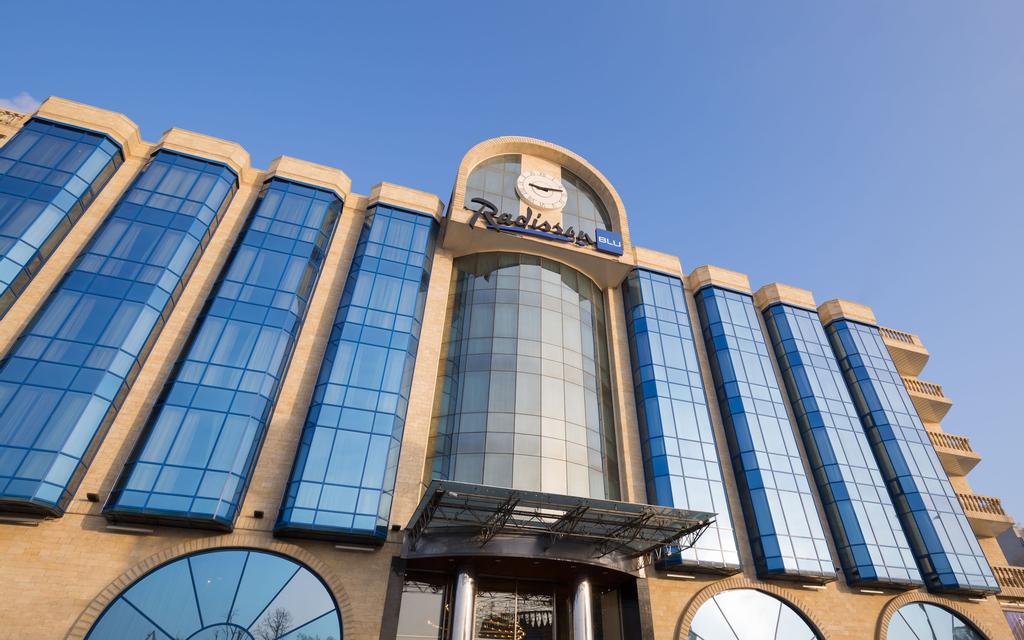 Radisson Blu Hotel, Rostov-on-Don, Aksayskiy rayon