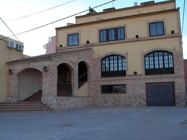 Hotel El Seto, Cuenca
