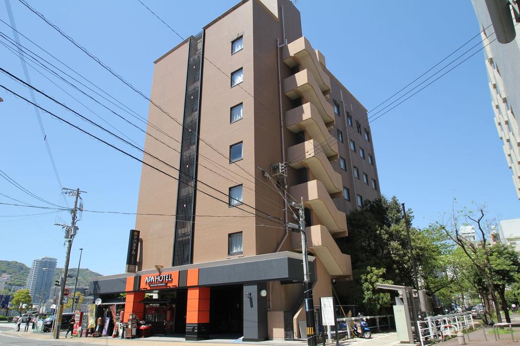 APA Hotel Nagasaki-Ekiminami, Nagasaki