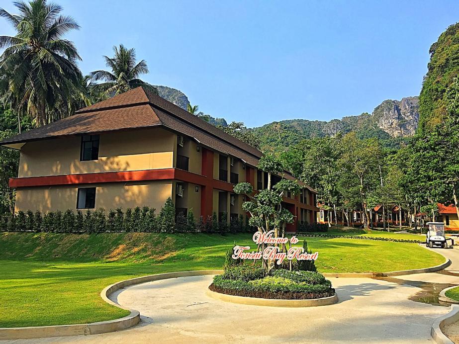 Tonsai Bay Resort, Muang Krabi