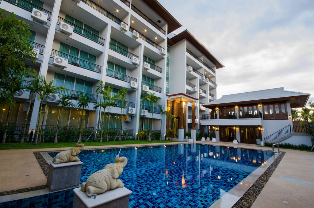 Kham Mon Lanna Resort Chiang Mai, Saraphi