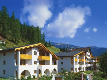 Apart- und Kinderhotel Muchetta, Albula