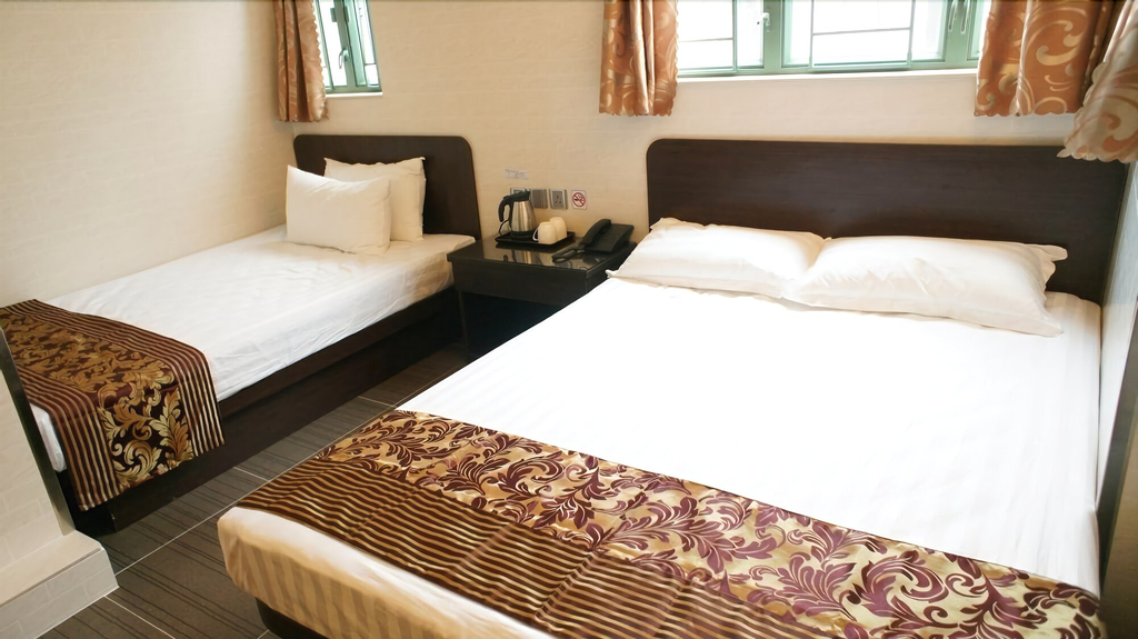 B&B Mongkok Hotel, Yau Tsim Mong
