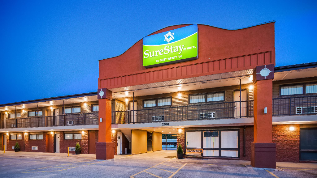 SureStay Hotel by Best Western Lincoln, Lancaster