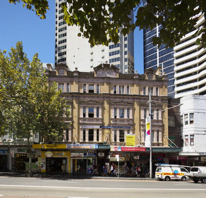 The George Street Hotel - Hostel, Sydney