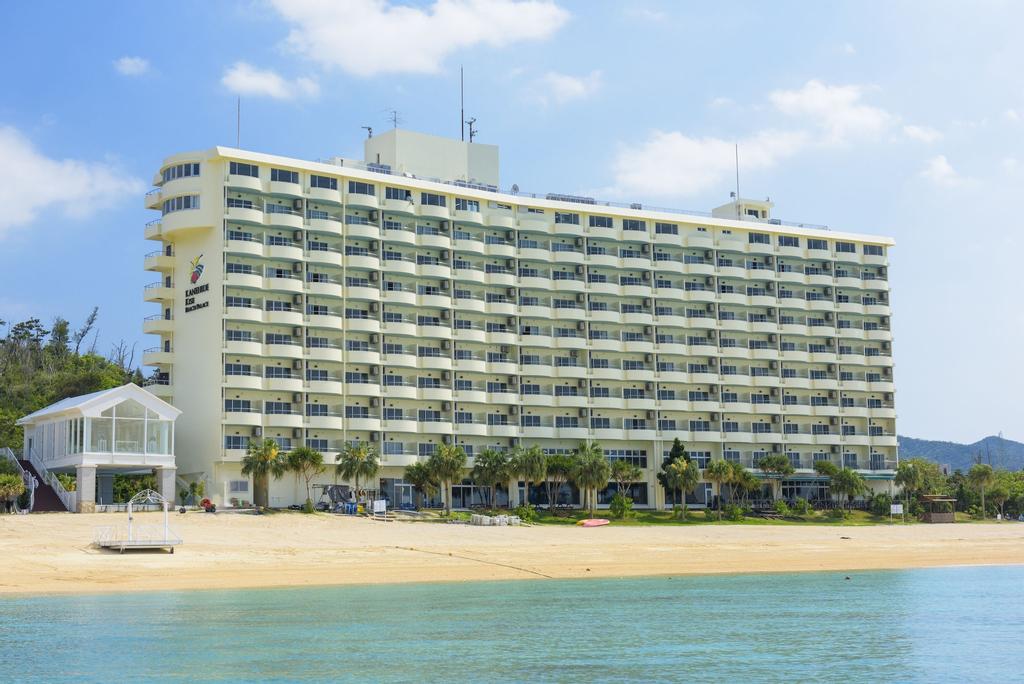Kanehide Kise Beach Palace, Nago