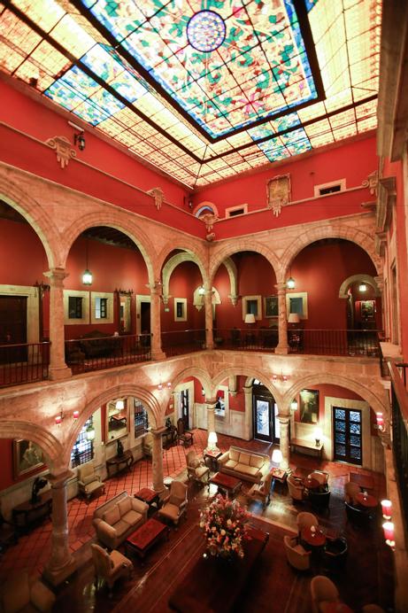 Hotel Virrey De Mendoza, Morelia