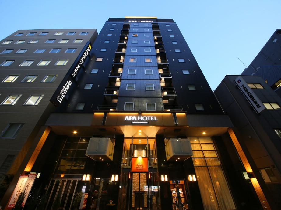 APA Hotel Ningyocho-Eki-Kita, Chiyoda