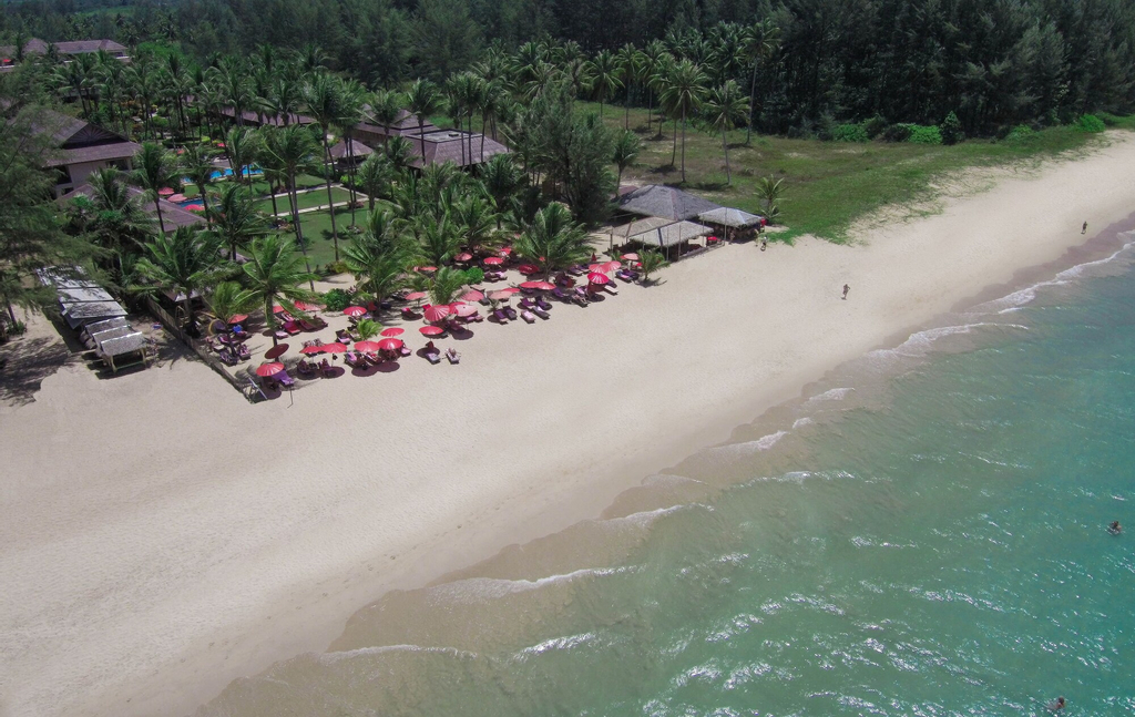 Andamania Beach Resort, Takua Pa