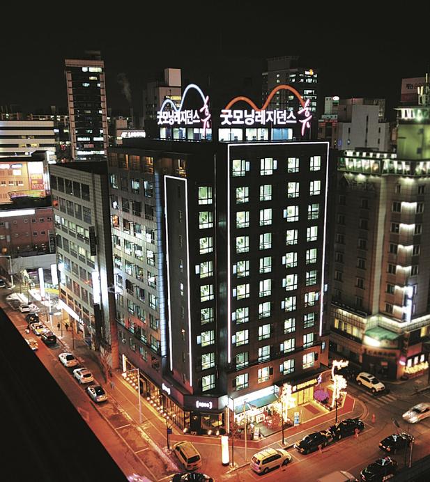 Good Morning Residence Hotel HUE, Daedeok