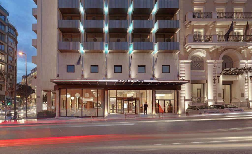NJV Athens Plaza Hotel, Attica