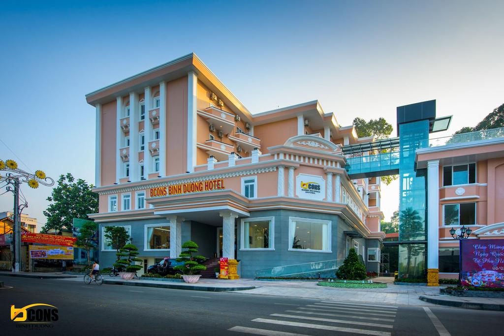 Bcons Hotel Binh Duong, Thủ Dầu Một