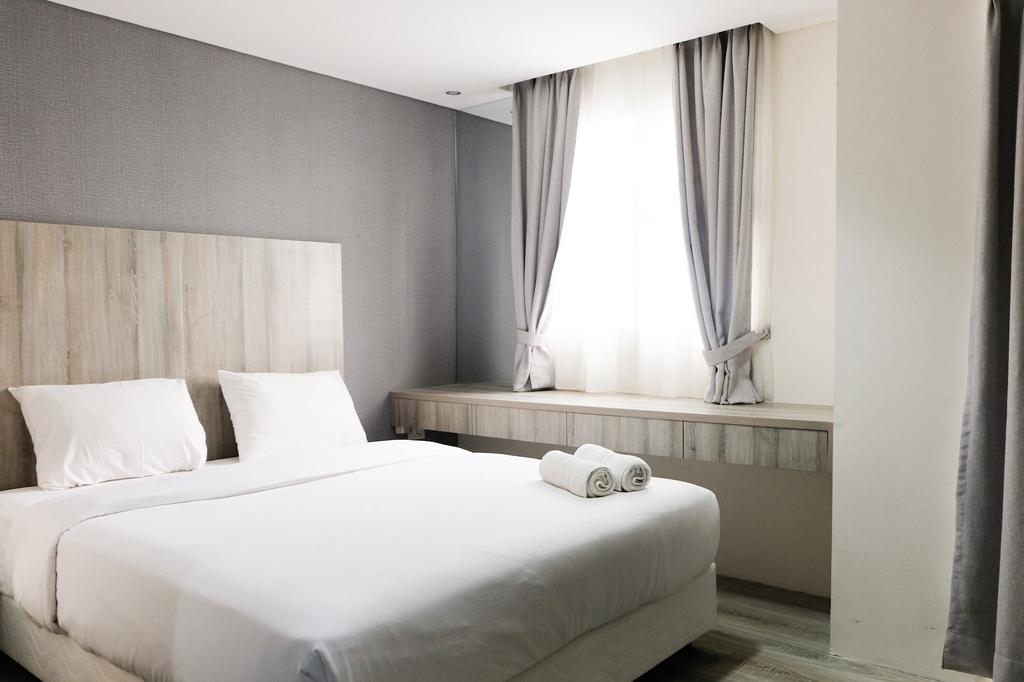 Minimalist Studio Room at Bintaro Icon Apartment, Tangerang Selatan