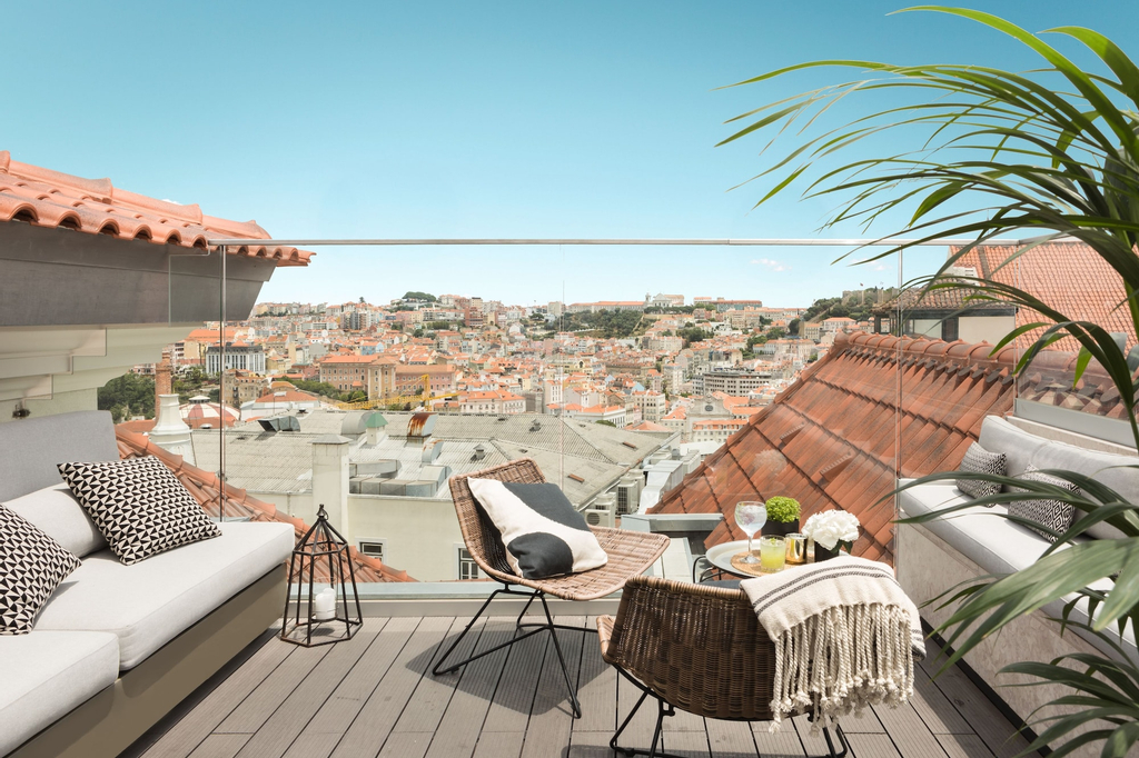 The Lumiares Hotel & Spa, Lisboa