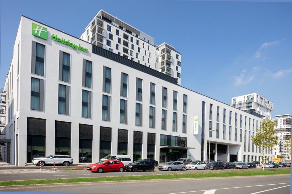 Holiday Inn Dusseldorf City Toulouser Allee, Düsseldorf