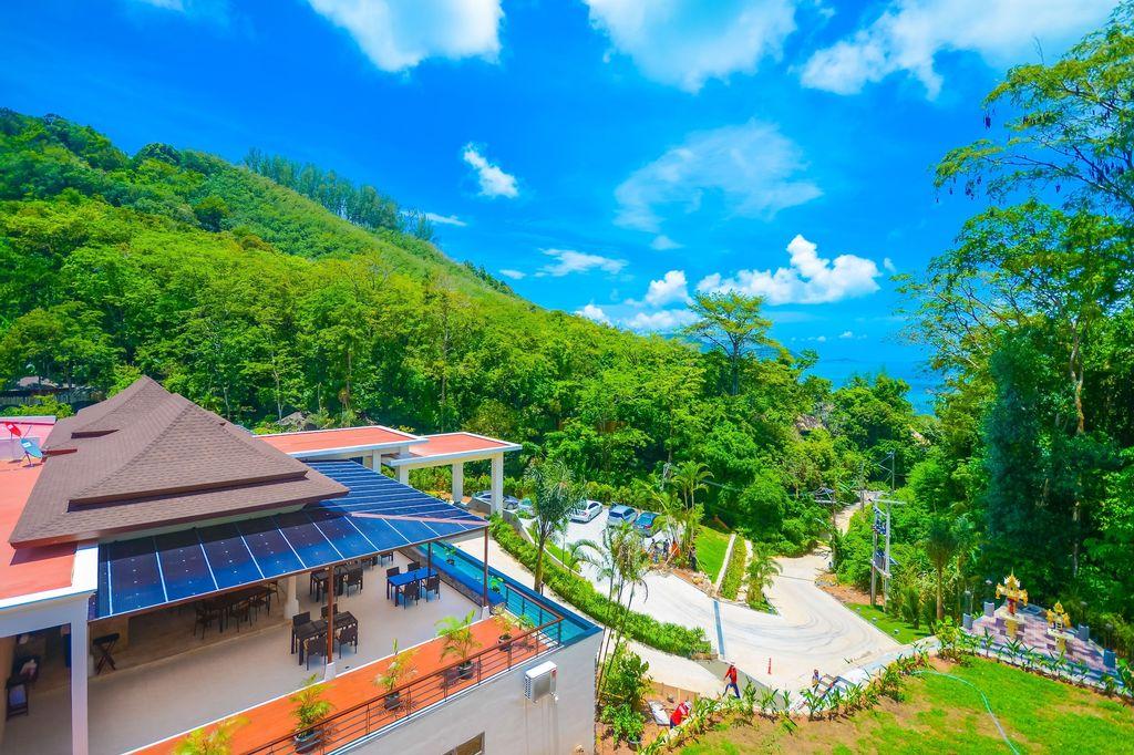 Crystal Wild Resort Panwa Phuket, Pulau Phuket