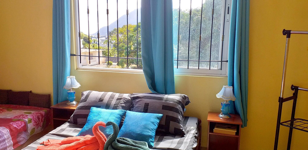 House With 3 Bedrooms in Bonne Terre, With Wonderful Mountain View, Enclosed Garden and Wifi - 16 km From the Beach,