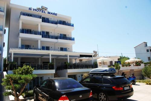 Hotel Mare, Sarandës