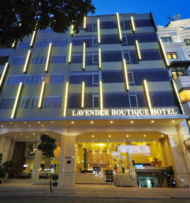 Lavender Boutique Hotel, Quận 1