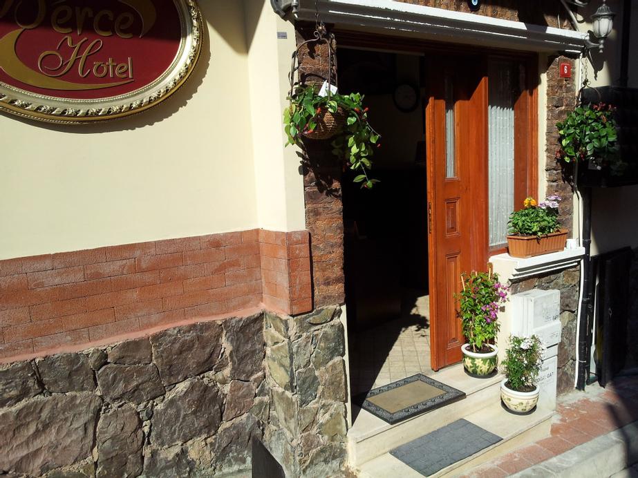 Berce Hotel, Fatih