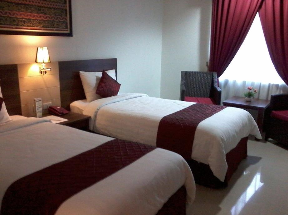 Hotel Bandara Syariah, South Lampung