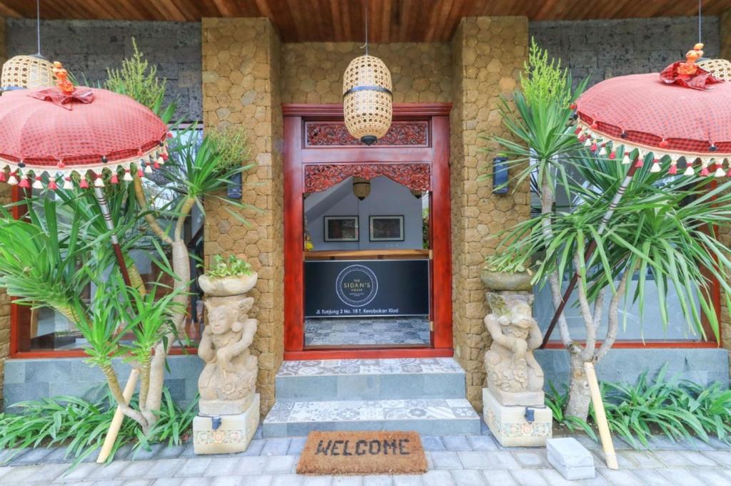 The Sidan's House, Badung