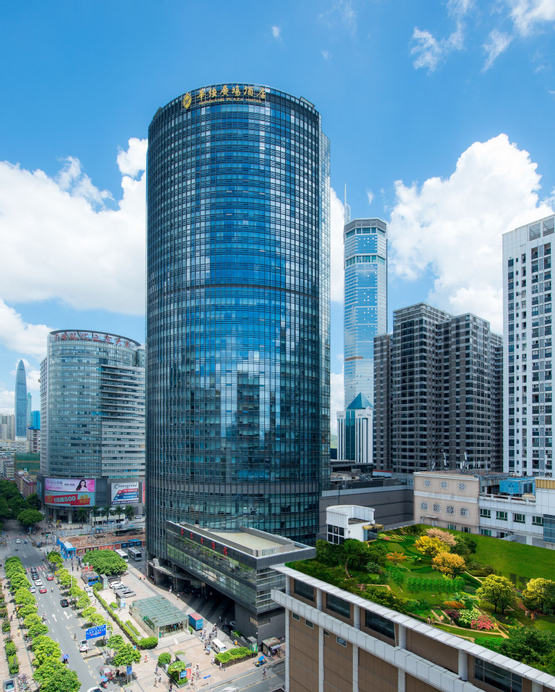 Shenzhen Huaqiang Plaza Hotel, Shenzhen