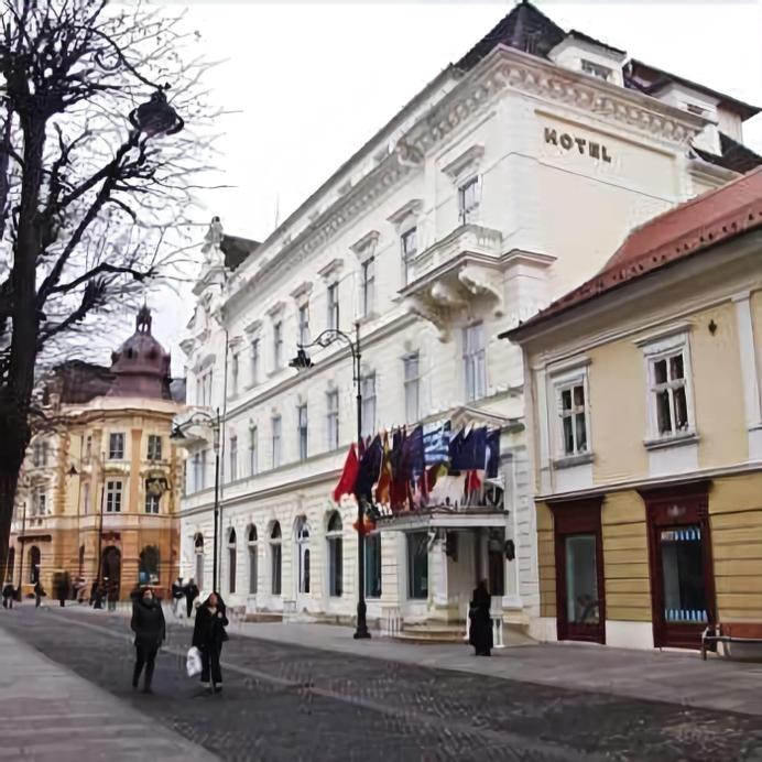 Hotel Imparatul Romanilor, Sibiu