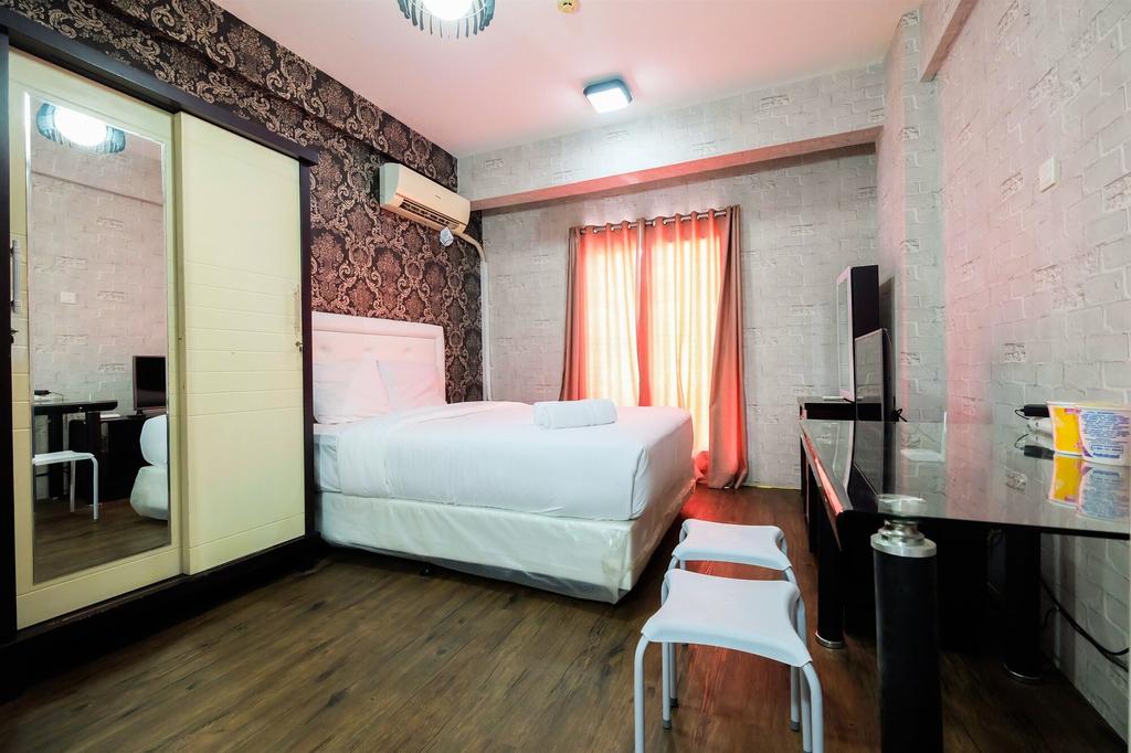 Studio Room at Sunter Park View Apartment By Travelio, North Jakarta