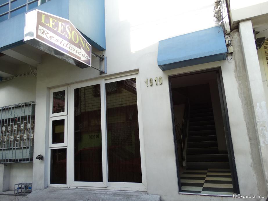 Leesons Residences, Manila
