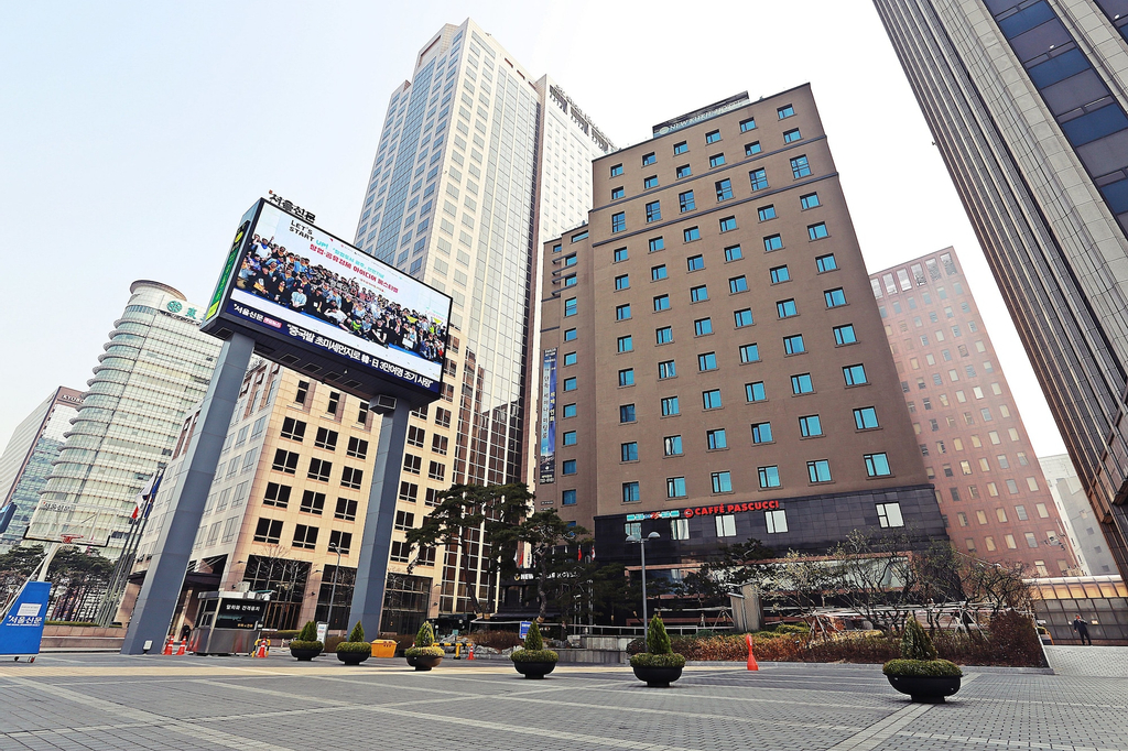 New Kukje Hotel, Jongro