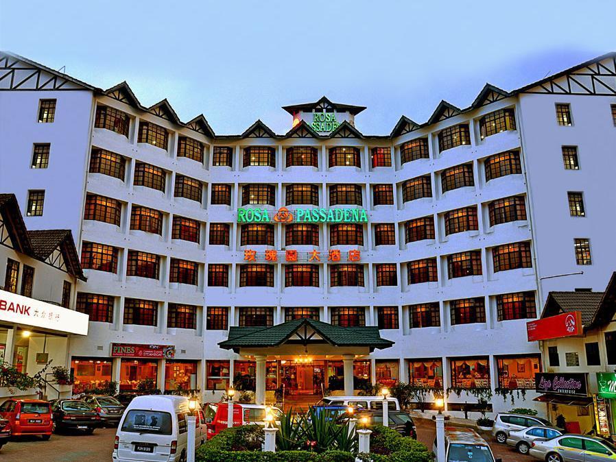 Hotel Rosa Passadena, Cameron Highlands