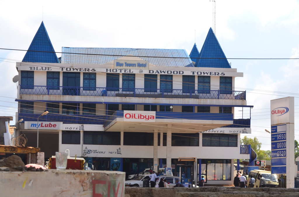 Blue Towers Hotel, North Imenti
