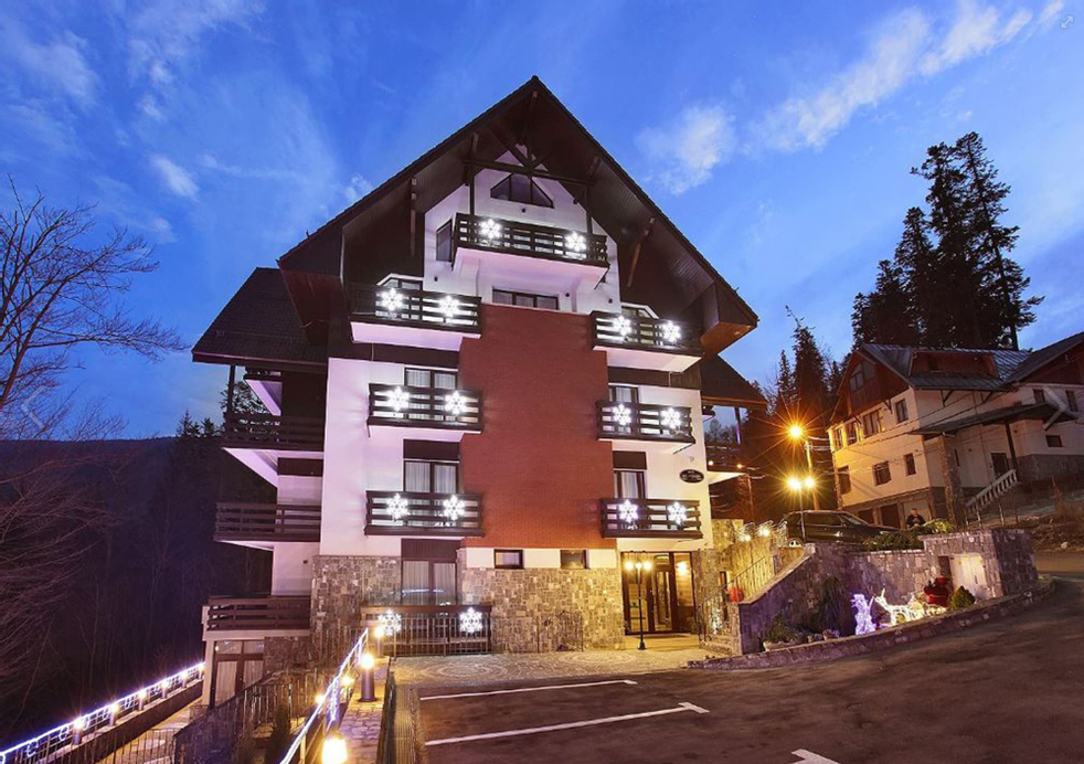Hotel Boutique Belvedere, Sinaia